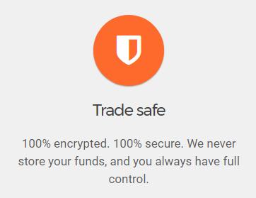 Trade safe