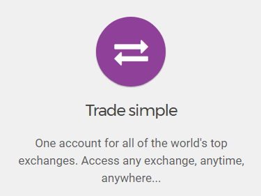 Trade simple