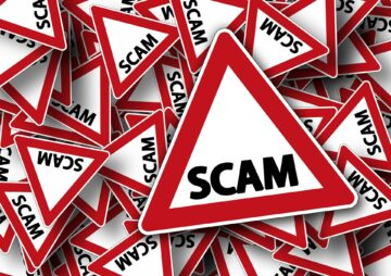 There are many scams