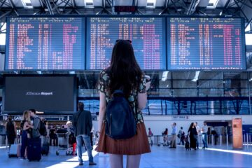 Using internet at airports