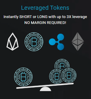 FTX leveraged tokens logo